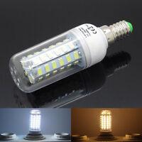 E27 E14 G9 5W 7W 10W 12W 16W 18W 5730SMD LED Ampoules De Maïs 220V Blanc Chaud