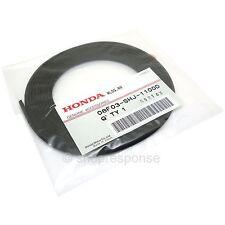 OEM Honda Front/Rear Lip Spoiler Rubber Molding Strip Trim Black 08F03-SHJ-1100D