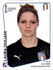 Panini Frauen WM 2019 Sticker 197 - Laura Giuliani - Italien