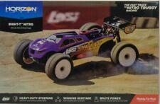 Losi 8IGHT-T Nitro RTR: 1/8 4WD Truggy LOS04011 BOX DAMAGE!! NO RESERVE
