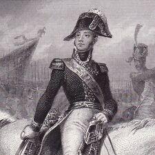 Portrait XIXe Maréchal Macdonald Sedan Ardennes NAPOLEON Bonaparte Empire 1851