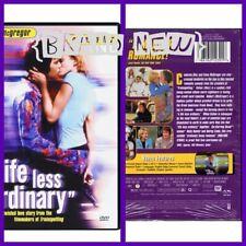 🎬A Life Less Ordinary (DVD) Danny Boyle Ewan McGregor, Cameron Diaz {New}🎬