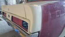 1964-1966 FORD MUSTANG COUPE TRUNK LID SPOILER W/END CAPS