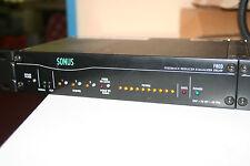 Shure /Sonus DFR11EQ Equalizer & Rückkopplungskontrolle