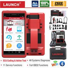 LAUNCH X431 PROS MINI V PRO3 OBD2 Automotive Diagnostic Scanner Activation Test
