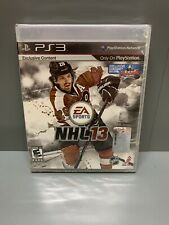 Factory Sealed NHL13 PS3