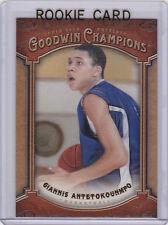 GIANNIS ANTETOKOUNMPO ROOKIE CARD 2014 Upper Deck Basketball RC MILWAUKEE BUCKS!