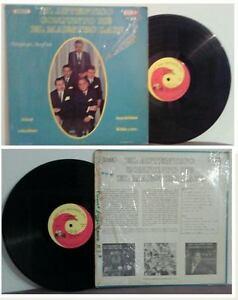 LP 33 Giri EL AUTENTICO CONJUNTO DE EL MAESTRO LADI lp 1003 Latino Samba Joropo