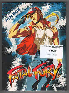 Fatal Fury (Collector's Edition) (2 Dvd)