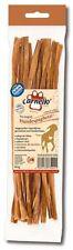 10 x Carnello Hundespaghetti 60 g / Kausnack aus Schweinedarm