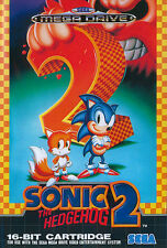 ## SEGA Mega Drive - Sonic The Hedgehog 2 / MD Spiel ##