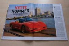 Sport Auto 1036) Tips für Chevrolet Corvette C5 mit 344PS Gebrauchtwagenkäufer -
