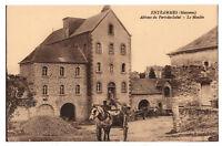 CPA 53 - ENTRAMMES (Mayenne) - Abbaye du Port-du-Salut. Le Moulin