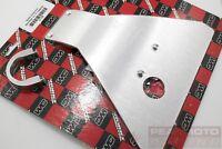 Works Connection Mx Skid Placa De Alumínio Yamaha Yz125 2006-2015 Bash