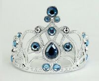 Lovvbugg Blue Diamond Tiara Crown for 18 inch Doll Accessory American Girl