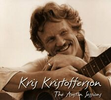 KRIS KRISTOFFERSON - THE AUSTIN SESSIONS EXPANDED EDITION CD ALBUM (2017)