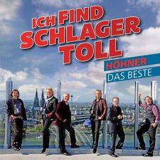 HÖHNER - ICH FIND SCHLAGER TOLL-DAS BESTE   CD NEU