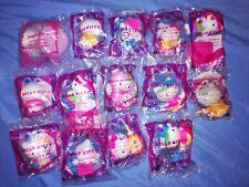 Hello Kitty McDonald's Toy Lot Unopened