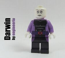 LEGO Custom -- Darwin Secret Class X-Men -- Marvel Super heroes figure