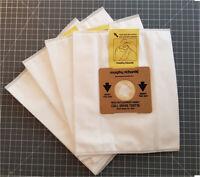 5 Genuine Morphy Richards Dust Bags VCB005 for models 70255 73164 7316 7317