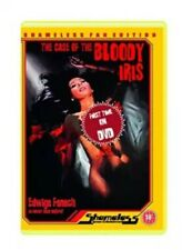 The Case Of The Bloody Iris DVD NEW SEALED DVD