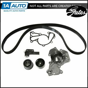 GATES TCKWP315 Timing Belt Component Kit w/ Water Pump for Hyundai Kia