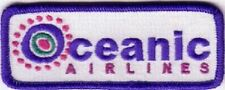 LOST TV SHOW  PATCH - OCEANIC AIRLINE - LST04
