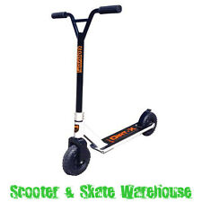 ADRENALIN Dirt-X Off Road Complete Scooter - WHITE