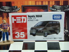 TOMICA #35 TOYOTA NOAH 1/65 SCALE NEW IN BOX