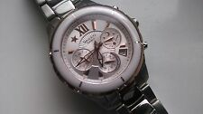 LADIES CASIO SHEEN CHRONOGRAPH WITH SAPPHIRE GLASS FULLY WORKING LADIES WATCH