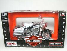 Harley Davidson FLH Electra Glide (blanco)
