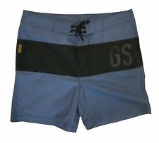 "Mid 7 to 13"" Inseam G-Star Regular Size Shorts for Men"