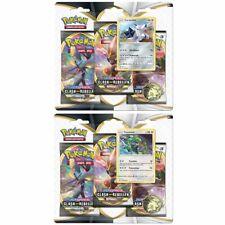 Pokémon 45194 - Clash der Rebellen 3-pack BLISTER