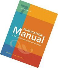 ✨ Publication Manual American Psychological Association 7th. ISBN: 9781433832161