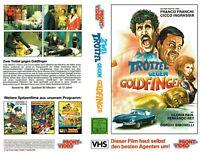 (VHS) Zwei Trottel gegen Goldfinger - Franco Franchi, Ciccio Ingrassia  (1965)