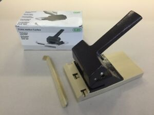 Original ELBA 49480 extra starker Bürolocher Locher