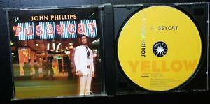 John Phillips (from MAMAS & PAPAS): Pussycat CD (2008) CHEAP START