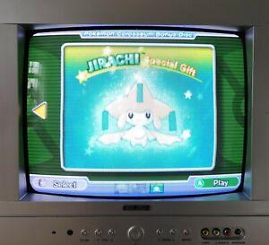 Pokemon Jirachi Distribution, Gamecube to GBA/Home from Bonus Disc - All Regions