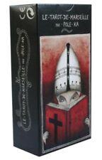 Tarot de Marseille par POLE KA  (Carte-Divination)