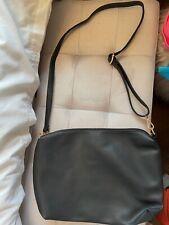 Oasis Ladies Black Medium Handbag Shoulder Bag