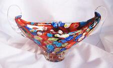 Gondole en verrerie d'Art de murano