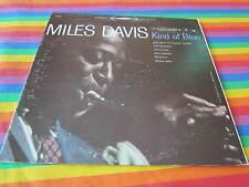 miles DAVIS KIND OF BLUE JAZZ LP COLUMBIA 70S ISSUE