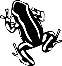 Sticker Grenouille 104 - 57x61 cm