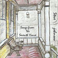 Johnson, Steve : Songs From the Seventh House CD
