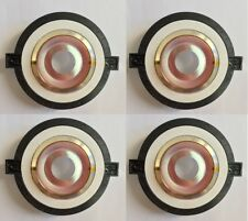 4pcs 37.6mm Replacement Diaphragm For Beyma CP21 CP21F CP22 CP25 Tweeter CP22DIA