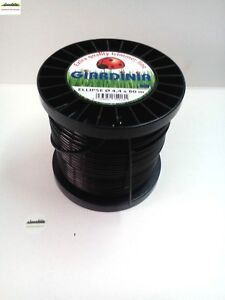 Cable For Trimmer Giardinia Oval 4.4 x 80 MT