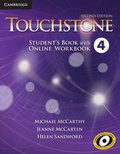 Touchstone Level 4 Student's Book with Online Workbook by Helen Sandiford,...