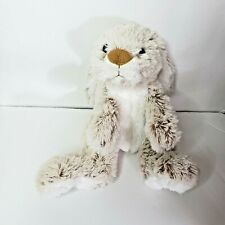 Melissa & Doug Burrow Bunny Rabbit Stuffed Animal Ultra Plush Toy Rare