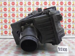 2000 2001 NISSAN XTERRA 3.3L AIR CLEANER BOX ASSEMBLY FACTORY 165004S110 OEM