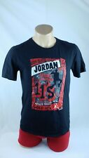 Jordan Medium Black T Shirt THE VERY COOL JORDAN Vintage Design
